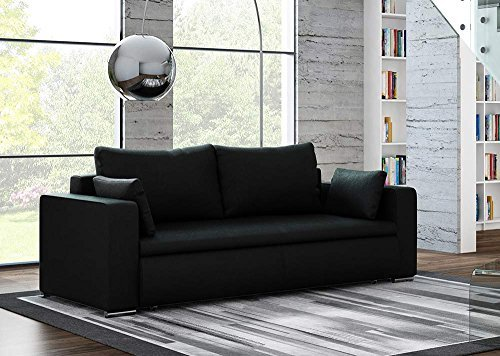 schlafsofa funktionssofa schlafcouch bettcouch bettsofa sofacouch g stebett klappsofa. Black Bedroom Furniture Sets. Home Design Ideas