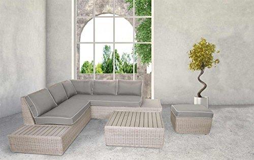 m bel24 m bel g nstig 4 teiliges lounge set loungeset. Black Bedroom Furniture Sets. Home Design Ideas