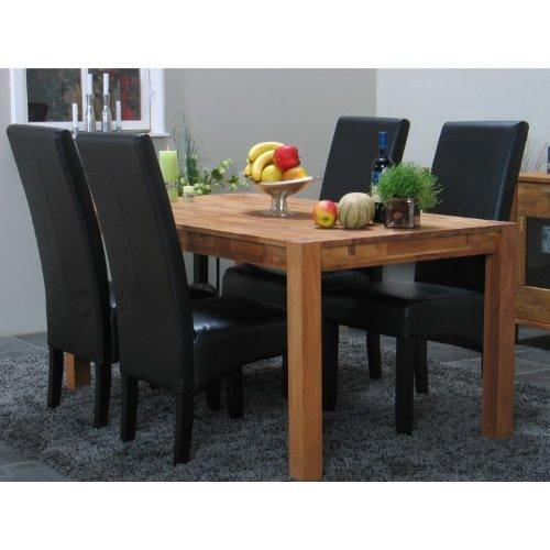 5tlg essgruppe turbo sitzgruppe tischgruppe esstisch. Black Bedroom Furniture Sets. Home Design Ideas