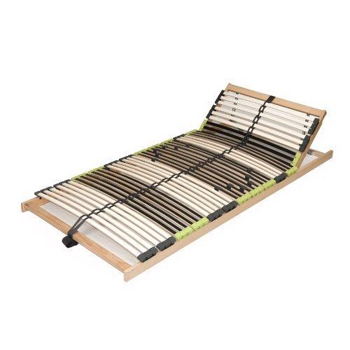 7 zonen rahmen lattenrost 90 200 cm dami relax kopf zerlegt m bel24. Black Bedroom Furniture Sets. Home Design Ideas