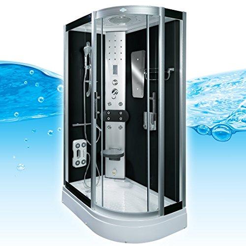 acquavapore dtp8060 7302r dusche dampfdusche duschtempel. Black Bedroom Furniture Sets. Home Design Ideas