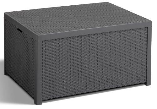 allibert tisch garten allibert tisch arica grau mit. Black Bedroom Furniture Sets. Home Design Ideas