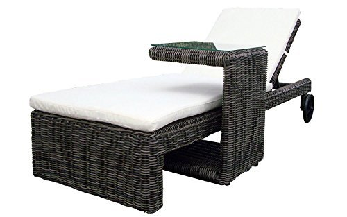 baidani 10a00017 rattan garten lounge liege riviera 0 m bel24. Black Bedroom Furniture Sets. Home Design Ideas