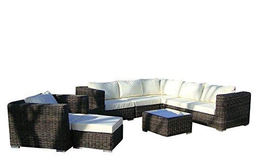 baidani rattan garten lounge garnitur dreamline 0. Black Bedroom Furniture Sets. Home Design Ideas