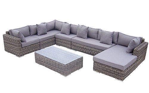 baidani rattan lounge garnitur perfection aus der. Black Bedroom Furniture Sets. Home Design Ideas