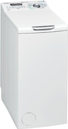 bauknecht wat uniq 65 aaa waschmaschine toplader a a 1200 upm 6 5 kg wei besonders. Black Bedroom Furniture Sets. Home Design Ideas