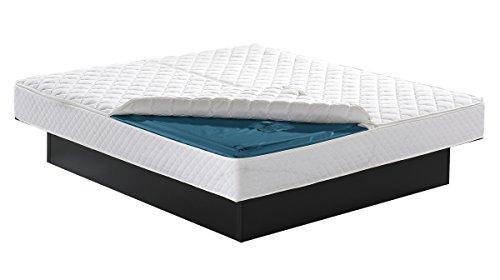 Bedding Products AAA002 Wasserbett duo, F5 komplett, 180 x 200 cm