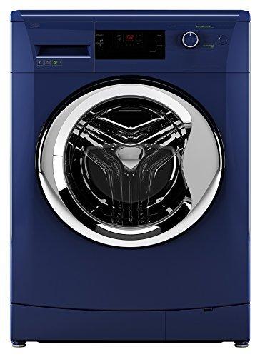 Beko WMB 71443 PTE Blue Waschmaschine Frontlader / A+++ / 1400 UpM / 171 kWh/Jahr / 7 kg / Blau / Pet Hair Removal / Großes Display
