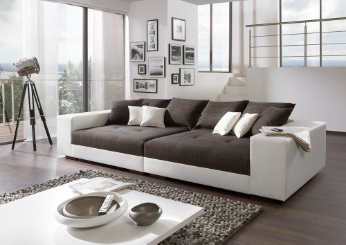 big sofa exclusiv made in germany freie stoff und. Black Bedroom Furniture Sets. Home Design Ideas