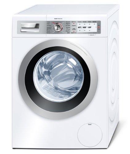 Bosch WAY28742 Home Professional Waschmaschine Frontlader/A+++/1400 UpM/8 kg/Weiß/ActiveWater Plus/Ecosilence Drive