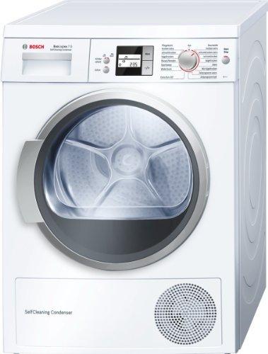 Bosch WTW86564 Wärmepumpentrockner/A ++/7 kg/Weiß/ActiveAir Technology/SelfCleaning Condenser