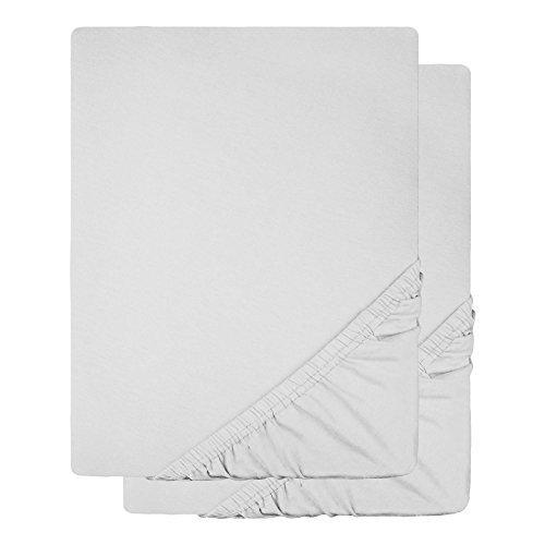 celinatex spannbettlaken 2er set jersey baumwolle 140x200 160x200 cm spannbetttuch doppelpack. Black Bedroom Furniture Sets. Home Design Ideas
