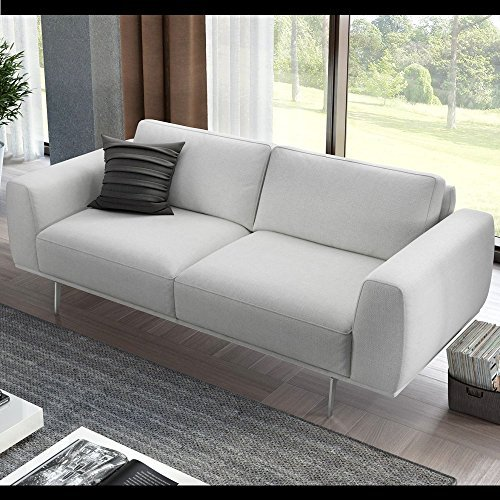 designer sofa sofagarnitur 2 sitzer textil stoff couch couchgarnitur 2er polstergarnitur m bel24. Black Bedroom Furniture Sets. Home Design Ideas