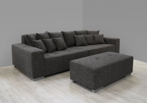 Dreams4Home Big Sofa Liona Wohnlandschaft Polstergarnitur ...