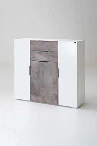 dreams4home sideboard 39 kari 39 konosle schrank. Black Bedroom Furniture Sets. Home Design Ideas
