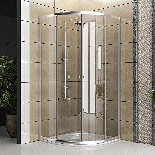 duschabtrennung viertelkreis echtglas dusche duschkabine duschabtrennung modell fugo. Black Bedroom Furniture Sets. Home Design Ideas