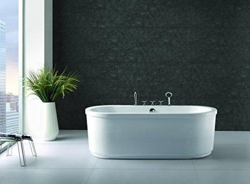 freistehende acrylwanne d 8003 wei m bel24. Black Bedroom Furniture Sets. Home Design Ideas