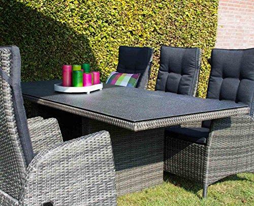 gartentisch balkontisch terrassentisch spraystone. Black Bedroom Furniture Sets. Home Design Ideas