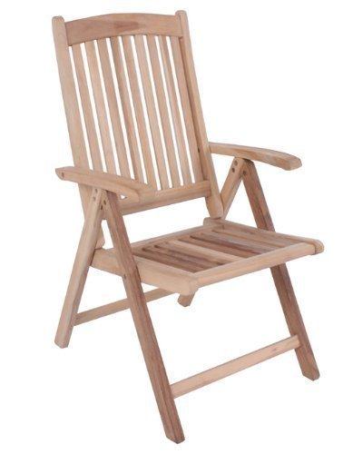 hochlehner gartenstuhl holzstuhl garten stuhl teak neu m bel24. Black Bedroom Furniture Sets. Home Design Ideas