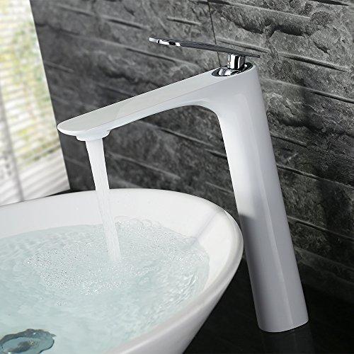 homelody dvgw zertifiziert wei wasserhahn armatur bad waschbecken waschtischarmatur waschtisch. Black Bedroom Furniture Sets. Home Design Ideas