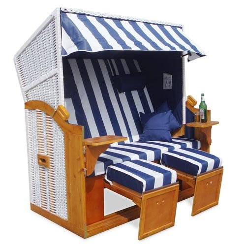 m bel24 m bel g nstig homelux strandkorb deluxe. Black Bedroom Furniture Sets. Home Design Ideas