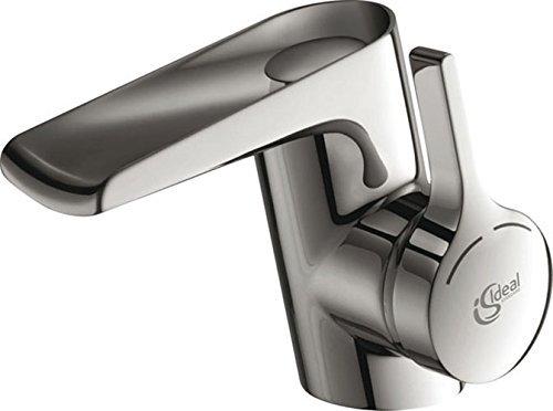 Ideal Standard B8630AA Waschtischarmatur Melange verchromt offener Wasserfall Auslauf
