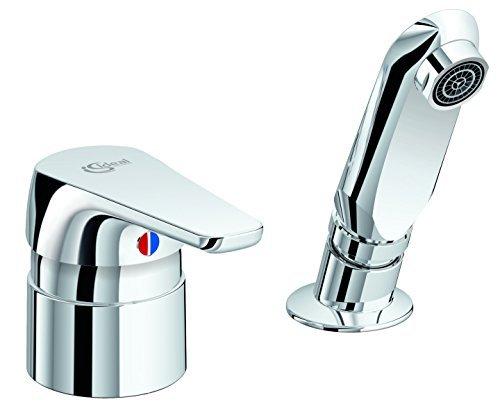 Ideal Standard Friseur- Waschtisch .-Einhebelmischer SPRINT A5727AA ohne Ablauf für -Garnitur verchromt, A5727AA