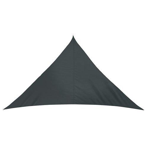 JAROLIFT-Sonnensegel-Dreieck-wasserabweisend-700-x-500-x-500-cm-anthrazit-0