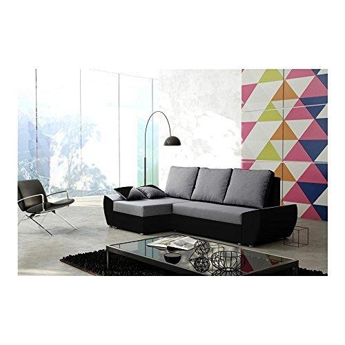 justhome fenix ecksofa polsterecke schlafsofa. Black Bedroom Furniture Sets. Home Design Ideas