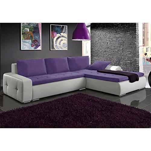 m bel24 justhome picanto mini ecksofa schlafsofa. Black Bedroom Furniture Sets. Home Design Ideas
