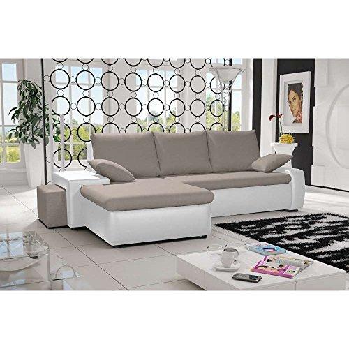 m bel24 m bel g nstig justhome senso ecksofa schlafsofa. Black Bedroom Furniture Sets. Home Design Ideas
