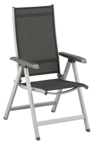 kettler basic multipositionssessel silber anthrazit m bel24 m bel g nstig. Black Bedroom Furniture Sets. Home Design Ideas