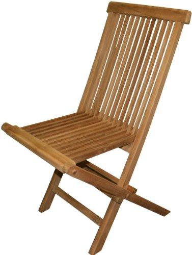 klappstuhl lille aus massiv teak holz m bel24. Black Bedroom Furniture Sets. Home Design Ideas