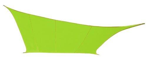 Kookaburra-54m-Quadrat-Hellgrn-Gewebtes-Sonnensegel-Wasserfest-0