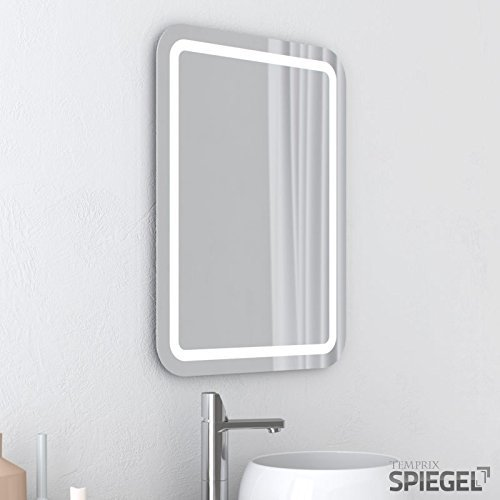 Led badspiegel beleuchtet perfekt badezimmerspiegel mit for Spiegel juli 2018