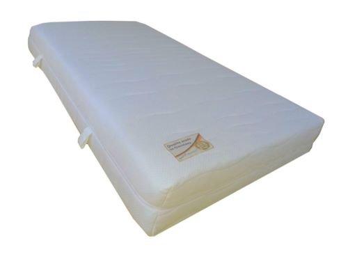 lux 25 orthop dische 7 zonen kaltschaum matratze h he ca 25 cm raumgewicht 40 kg m 140. Black Bedroom Furniture Sets. Home Design Ideas