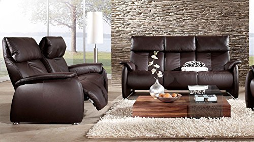 ledergarnitur dreisitzer zweisitzer big sofa g nstig. Black Bedroom Furniture Sets. Home Design Ideas