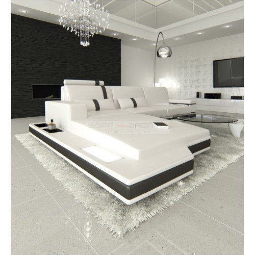 ledersofa messana l form 0 m bel24 m bel g nstig. Black Bedroom Furniture Sets. Home Design Ideas