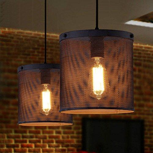 Ling@ Kreative amerikanischen Land retro Wohnzimmer leuchtet Restaurant Lights Bar Einkopf- Kronleuchter Industry Network , 60w