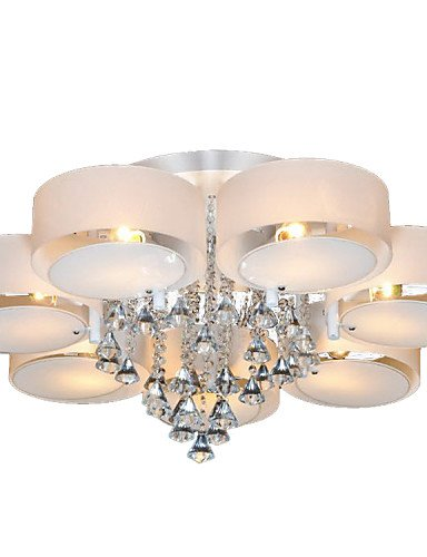 Ling@ Kronleuchter - Kristall/Inklusive Glühbirne - Zeitgenössisch/Traditionell-Klassisch - , warm white-220-240v