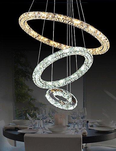 Ling@ Kronleuchter - Kristall/LED - Zeitgenössisch/Traditionell-Klassisch/Rustikal/ Ländlich/Tiffany/Vintage/Retro/Rustikal/Insel - , cool white-220-240v
