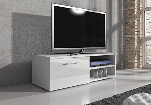 tv m bel lowboard tv element tv schrank tv st nder entertainment vegas body wei matte fronten. Black Bedroom Furniture Sets. Home Design Ideas