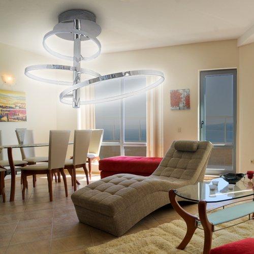 deckenleuchte wohnzimmer gunstig raum und m beldesign inspiration. Black Bedroom Furniture Sets. Home Design Ideas