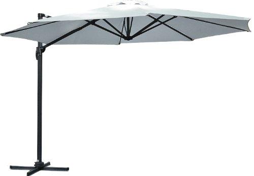 nexos luxus ampelschirm sonnenschirm 3 5m h he 2 60m polyesterstoff 200g m gewicht ca 23kg. Black Bedroom Furniture Sets. Home Design Ideas