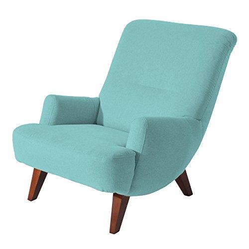 max winzer sessel brantford filz optik aqua m bel24. Black Bedroom Furniture Sets. Home Design Ideas