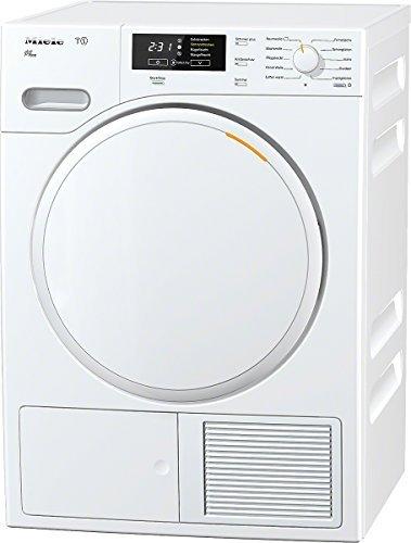 Miele TMB540WP D LW Eco Wärmepumpentrockner / A++ / 8 kg / Lotosweiß / Punktgenaue Trocknung für alle Textilien -PerfectDry / Duftende Wäsche / Fragrance Dos