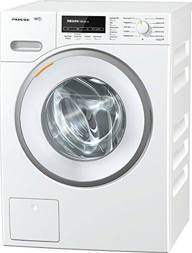 Miele WMB120WPS D LW Waschmaschine FL/A+++/176 kWh/Jahr/1600 UpM/8 kg/LotusWeiß/9900 L/Jahr/Bügeln leicht gemacht/Thermo-Schontrommel mit Vorbügeln