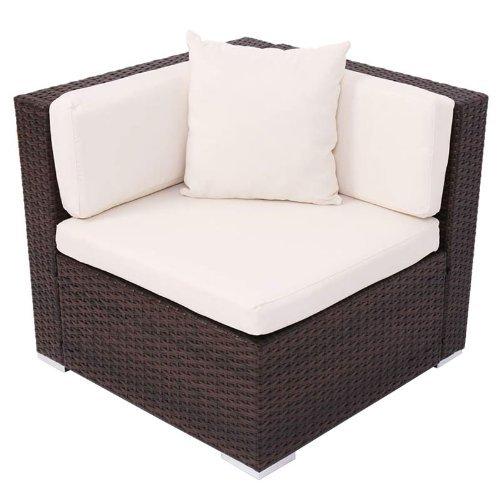 modulares poly rattan sofa romv braun meliert ecksofa m bel24 m bel g nstig. Black Bedroom Furniture Sets. Home Design Ideas