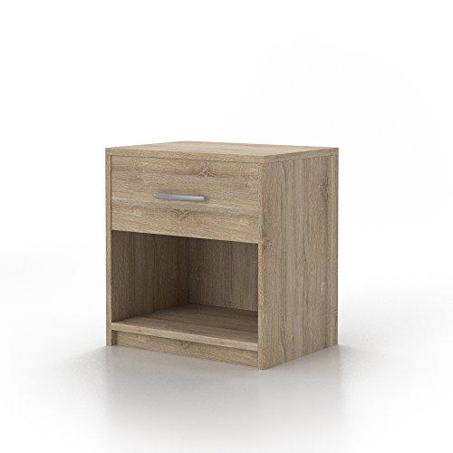 ts ideen kiefer roll kommode bad flur k chen regal schrank nachttisch schlafzimmer in wei. Black Bedroom Furniture Sets. Home Design Ideas