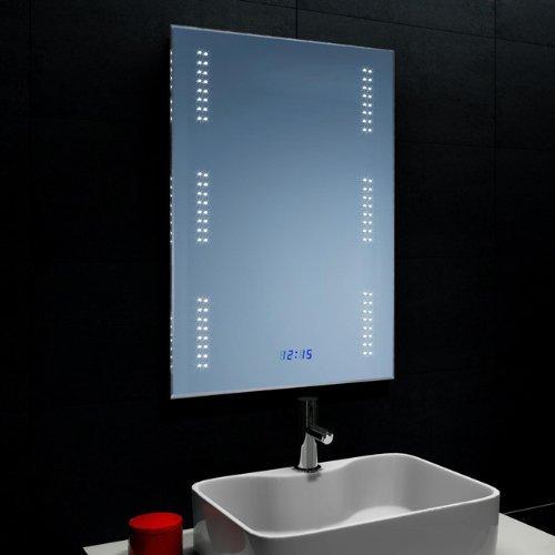 badezimmerspiegel mit beleuchtung carprola for. Black Bedroom Furniture Sets. Home Design Ideas